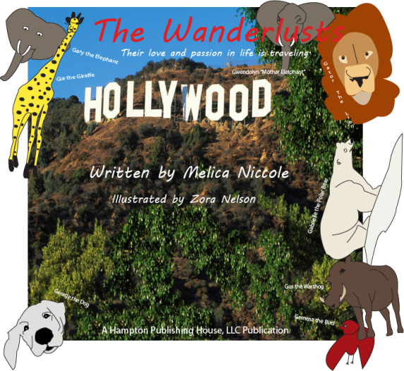 The Wanderlusts Book Cover